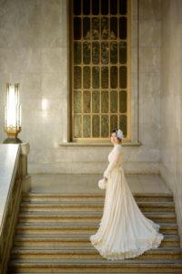 ヴィンテージドレス国立博物館撮影「フォトウエディング」東京