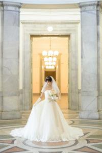 洋館(東京国立博物館)ドレス撮影「フォトウエディング」東京 写真だけの結婚式