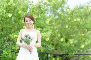 ロケーション(葛西臨海公園)撮影「フォトウエディング」東京 写真だけの結婚式